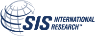 SIS International Market Research Mobile Logo