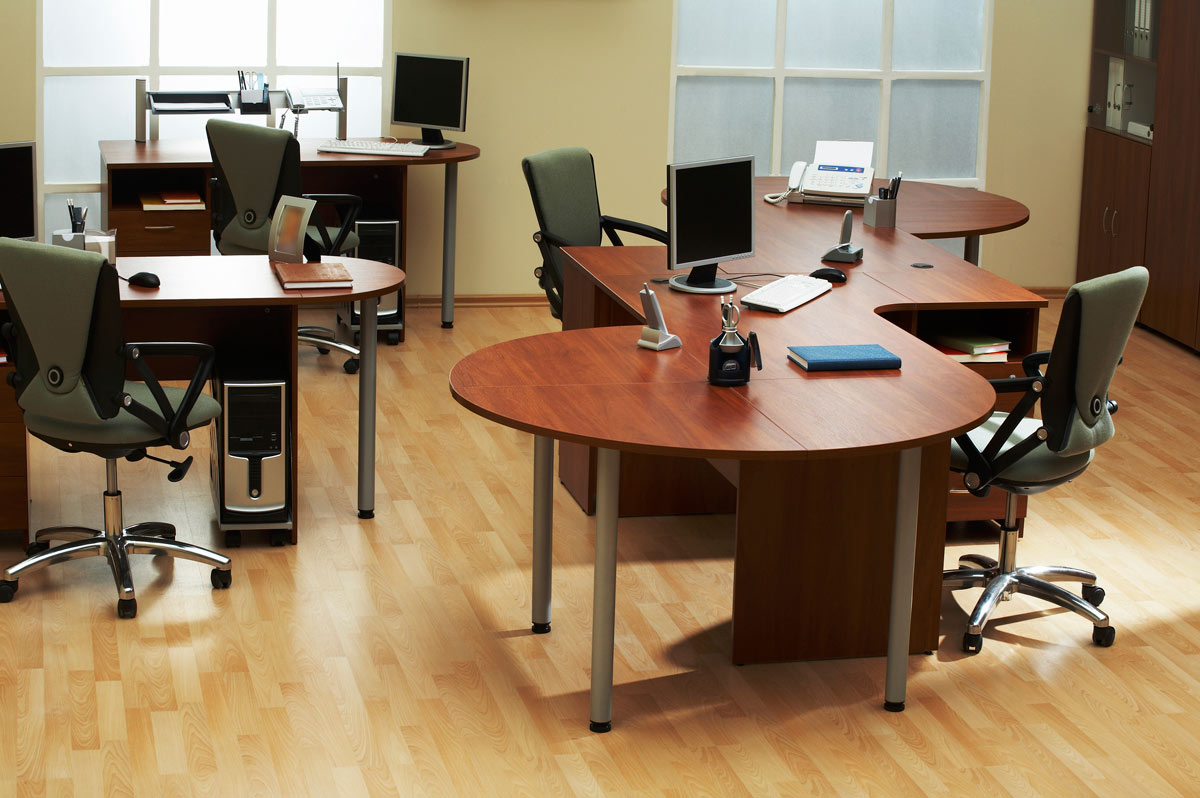 Selected Experience In The Office Furniture Industry